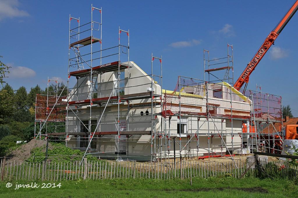 Ivo en brigitte bouwen energiezuinig droomhuis for Energiezuinig huis bouwen