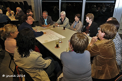 Inwoners denken mee tijdens participatiebabbel