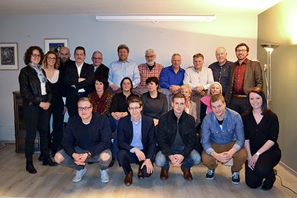 N-VA Diepenbeek heeft een nieuw bestuur