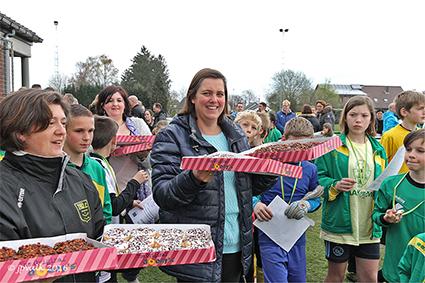 Succesvol paasvoetbalkamp SK Rooierheide