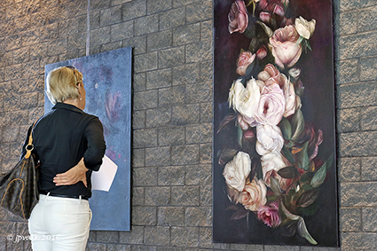 Tentoonstelling Antonietta Deluca geopend