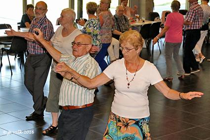 Okra trefpunt Lutselus-Rooierheide organiseert oefennamiddag dansen