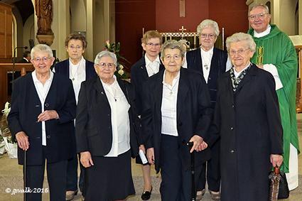 Parochie Rooierheide viert 100 jaar zusters