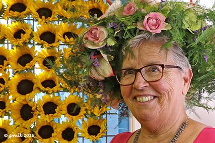 Bloemenpracht in Alden Biesen