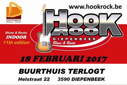Hookrock Indoor 2017 op nieuwe locatie