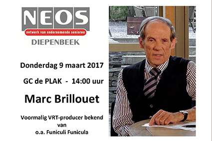 Marc Brillouet 'Back to the sixties'
