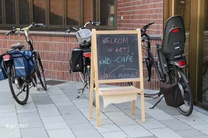 KWB -café maakt winnaars zomer foto- fietszoektocht bekend