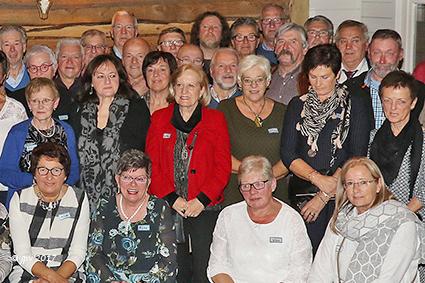 65- Jarigen van Diepenbeek maken kennis met jeugdvrienden