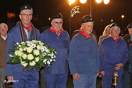 Sint Barbaragilde Rooierheide viert haar patroonheilige