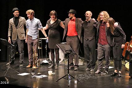 Nieuwjaarsconcert met The Blue Heathens jazzband