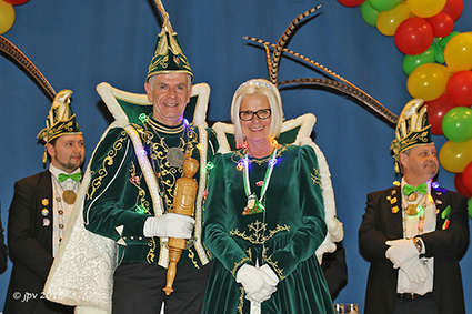 Denise I Seniorenprinses 2018