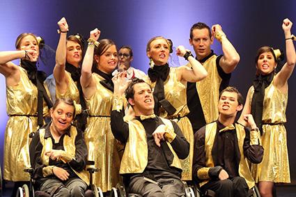 Sint – Gerardus viert 60 Jaar met Theaterspektakel 'Ons Rijk'