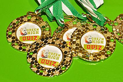 Achtste editie van de PSSD Green High quiz