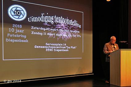 Fotokring Diepenbeek viert 10 jaar bestaan