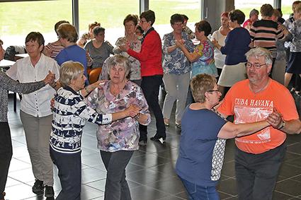 Top dansfeest van  Okra Lutselus-Rooierheide