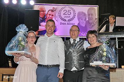 Café Den Alver viert het 25-jarig bestaan !