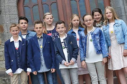 Vormsel voor jongeren van Rooierheide en Centrum