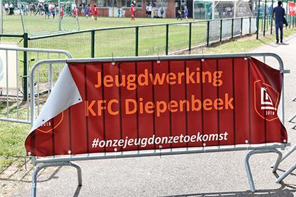 Duels tussen SK Rooierheide en KVVZ Diepenbeek behoren tot het verleden
