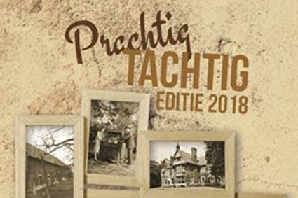 Het boek PRACHTIG TACHTIG 2018 weldra beschikbaar