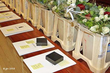 25 Huwelijksjubilarissen gevierd