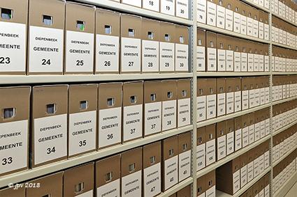 Gemeente houdt grote schoonmaak in de archieven