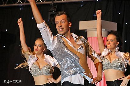 Showtime met Dansstudio Stardancers