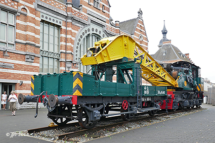 Oudgedienden Mediahuis te gast bij Train World en VRT
