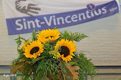 25 jaar Vincentiusvereniging Diepenbeek