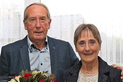 Goud voor Jan en Marie-José