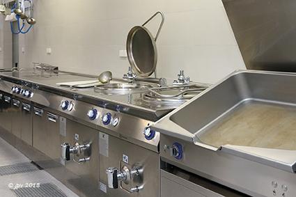 Nieuwe keuken voor woonzorgcentrum De Visserij