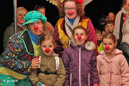 Op Droomtocht door het circus