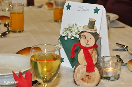 Okra Lutselus- Rooierheide viert Kerstmis