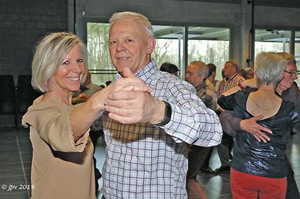 Dansnamiddag voor senioren