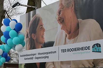 Nieuw woonzorgcentrum Ter Rooierheide opent op 3 april