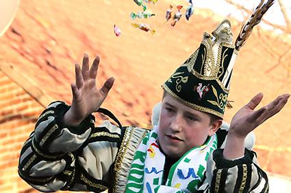 Carnaval is een feest voor groot en klein