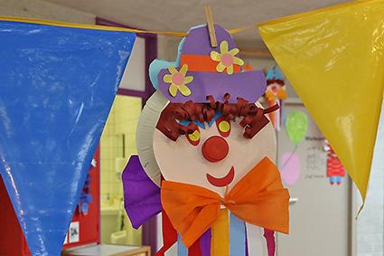 Kleuters Rozendaal trekken carnavalsweekend op gang