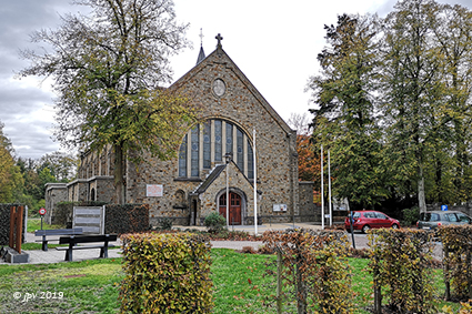 Naar een gedeeld gebruik van de H.Hartkerk van Rooierheide