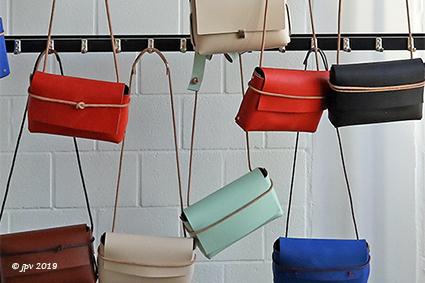 Zelf eigen handtas maken