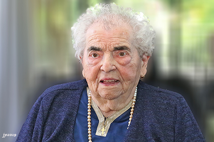 Jeanne Habex 100 jaar