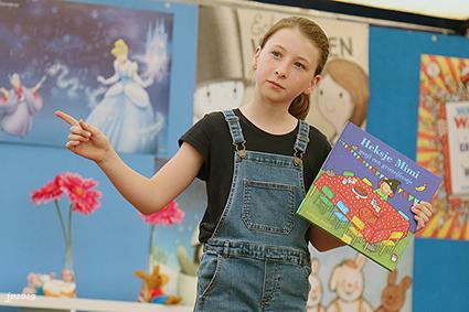 Vrije basisschool Rooierheide brengt ons in een wereld vol verhalen