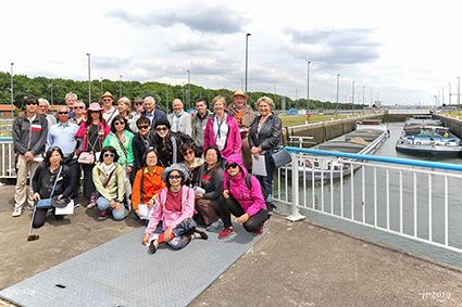 Friendship Force Limburg ontvangt delegatie uit Taiwan