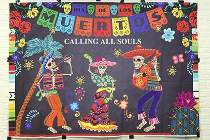 LA FIËSTA MEXICANA als dank voor de vrijwilligers.