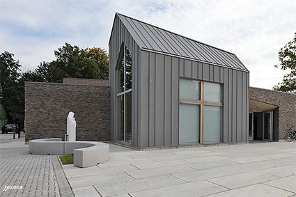 Opendeur nieuw Ontmoetingscentrum Lutselus en inzegening gebedsruimte