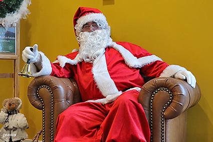 Kerstmarkt op WZC Ter Rooierheide