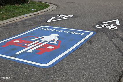 Verbinding Rooierheidestraat – Patersstraat – Ginderoverstraat is fietsstraat