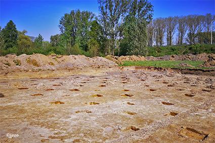 Archeologen doen belangrijke vondsten op site van 2,4 hectare