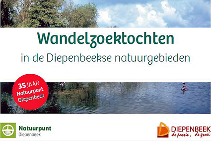 Wandelzoektochten in Diepenbeekse natuur