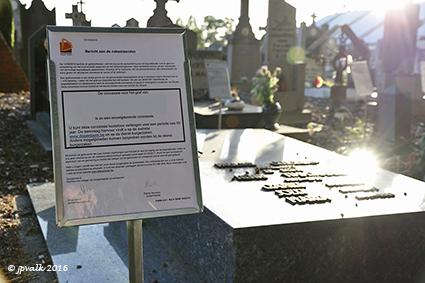 Opwaardering begraafplaats Diepenbeek