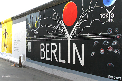 Val van de Berlijnse Muur 30 jaar geleden