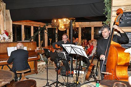 Warm Winterconcert in de Winterbar Vijverkafee